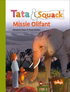 Tata&Squack Missie Olifant in Nederlandse Bibliotheken