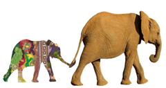 Happy Elephantastic New Year
