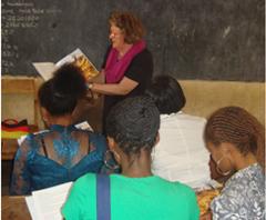 Reisebericht vom Besuch an die Momella Schulen