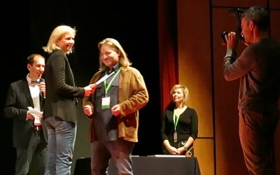 Tanja wins GDT award