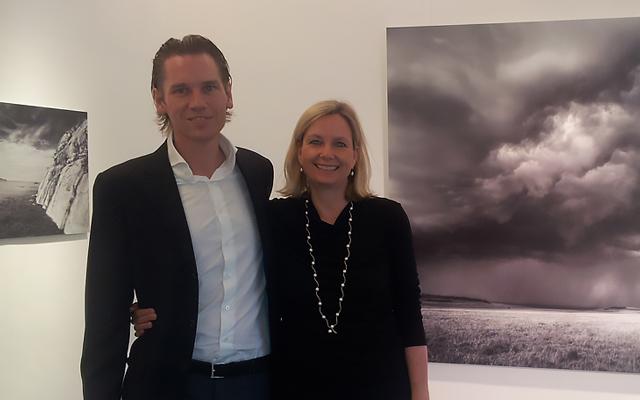Eröffnung Ausstellung Wild Picha in Galerie Lehmweg 33