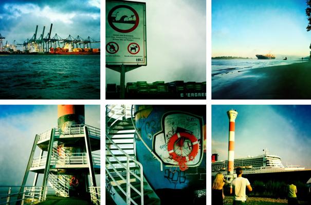Hamburg Hafenstadt